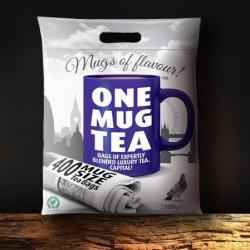 One Mug teabags