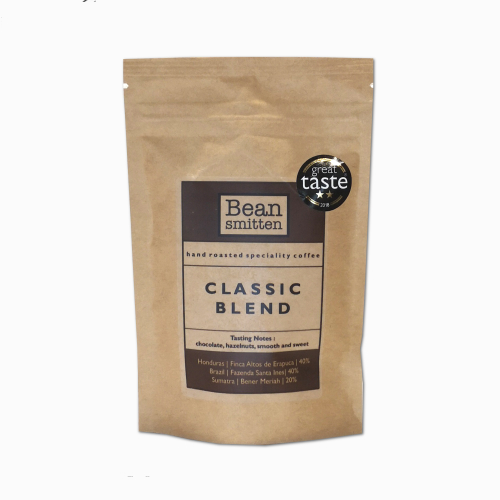 Classic Blend Hand Roasted Coffee Beans 60g Taster