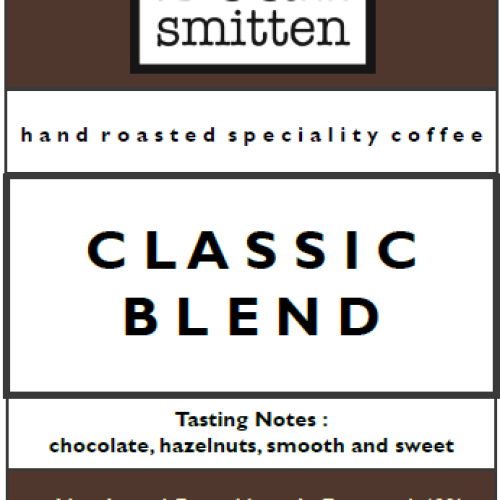 60g Taster - Classic Blend specialty coffee beans