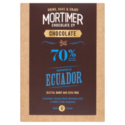 Hot Chocolate - Ecuador Dark Chocolate Powder