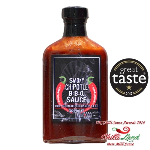 SMOKY CHIPOTLE BBQ SAUCE