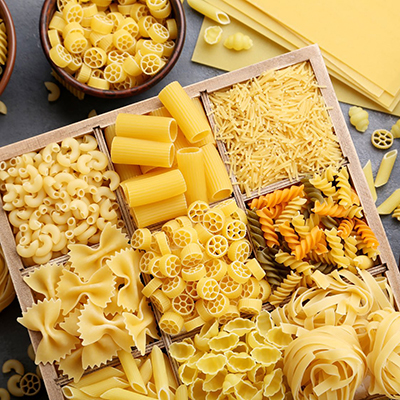 Pasta & dried goods