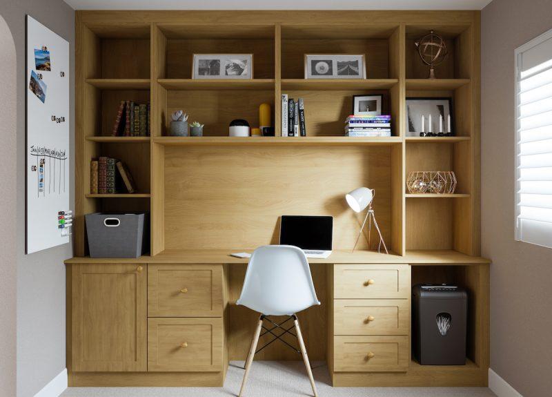 Shaker Study Design Birch Bedrooms