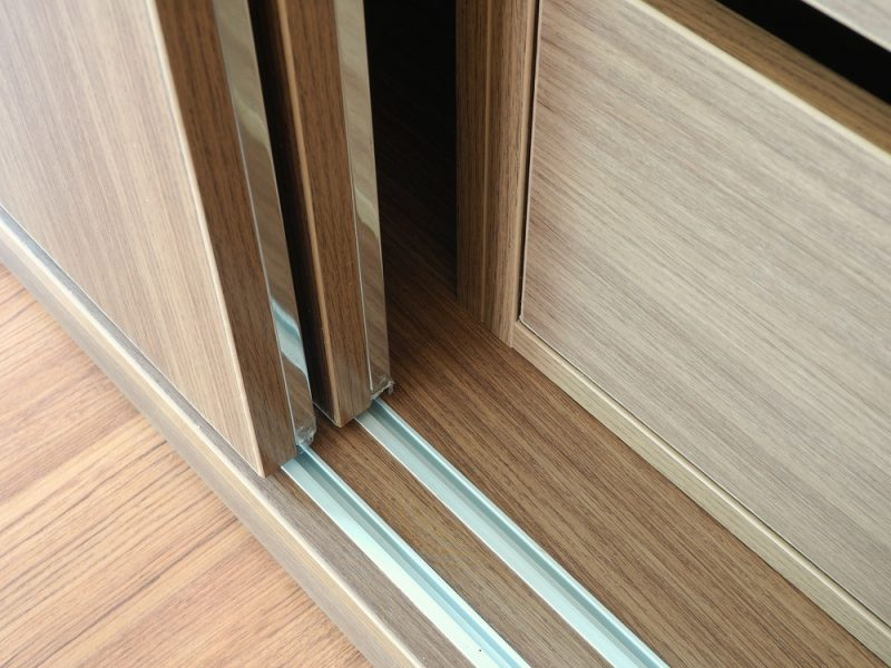 Sliding Wardrobe Door Sliders Birch Bedroom