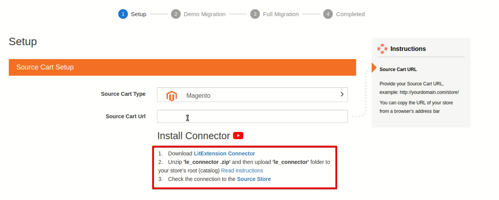 Download LitExtension Connector