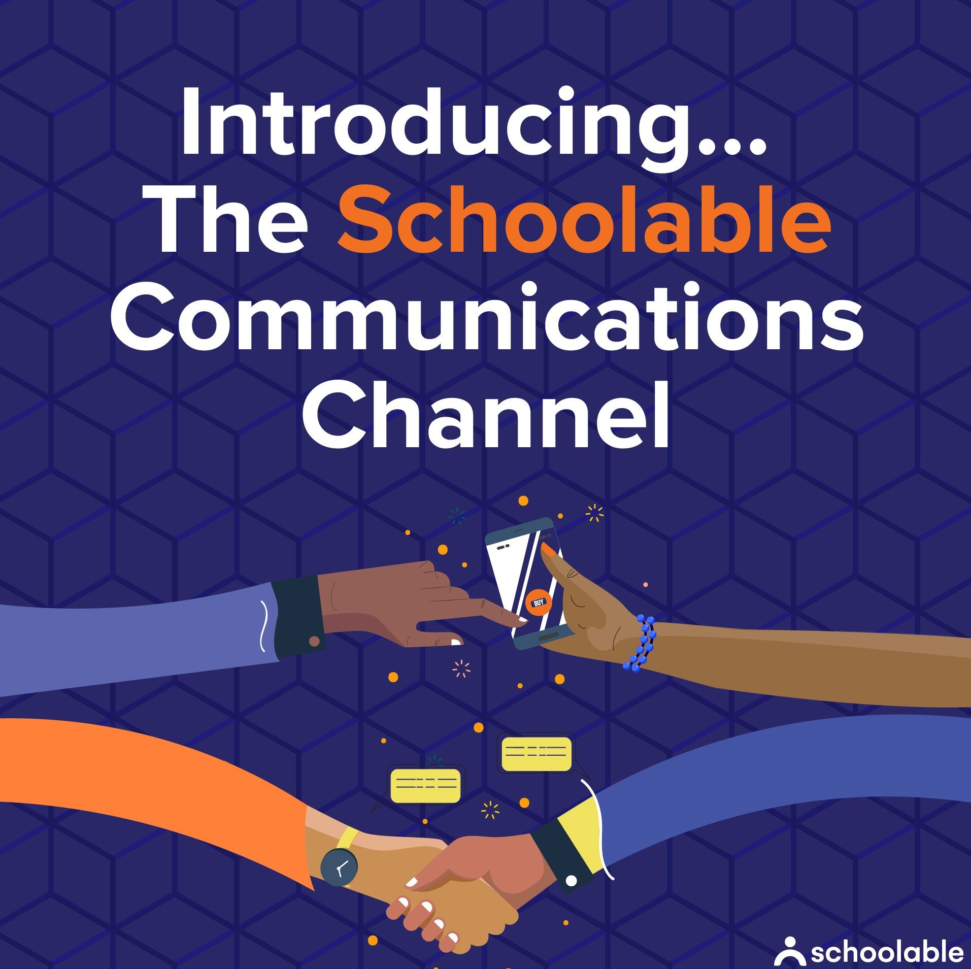 Introducing a better way for Schools to communicate with parents.