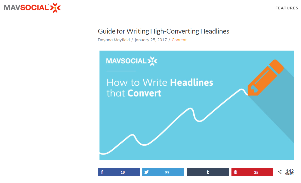 A Comprehensive Guide to Writing High Converting Headlines