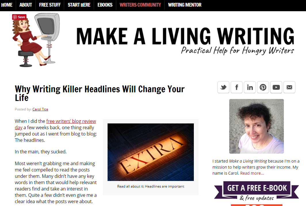 Headlines That May Change Your Life