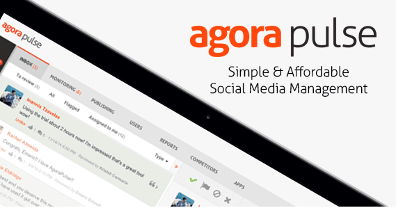 Agorapulse is one of the most popular social media tools
