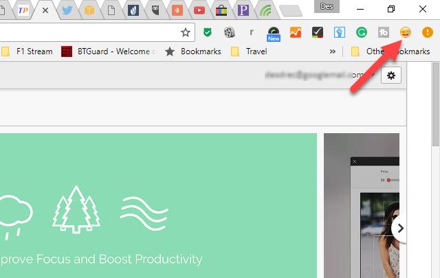 emoji on desktop