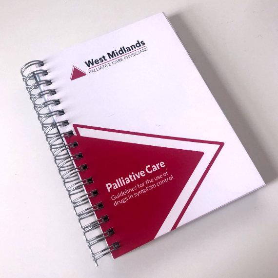 Palliative Care Guidelines Wire Bound Book