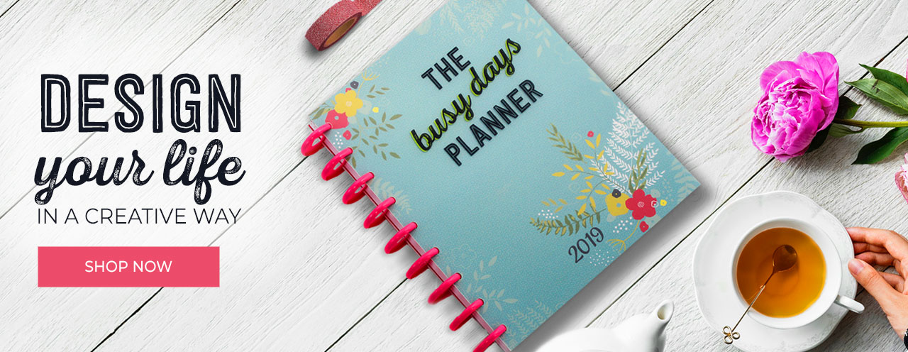 Busy Days - Design your life in a creative way