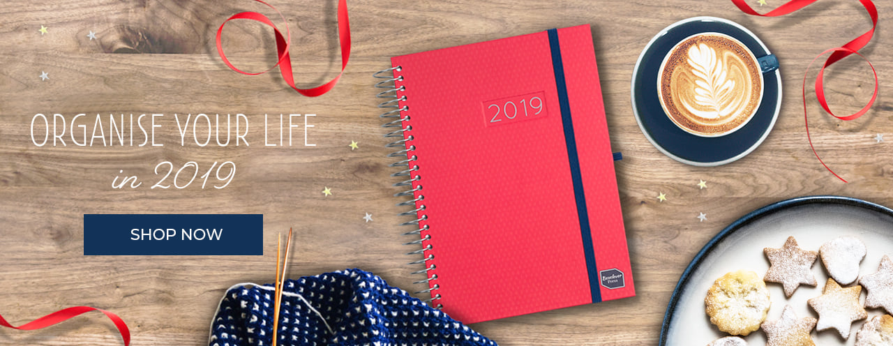 Organise your life in 2019
