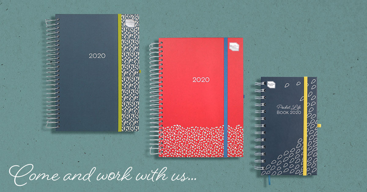 Some of our range of calendars and diaries