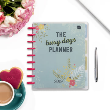 2019 Busy Days Planner