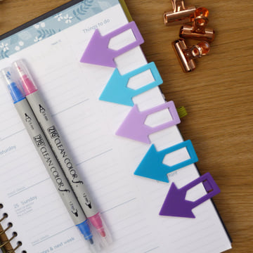 Diary Markers