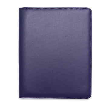 Essentials A5 Diary Cover - Dark Purple