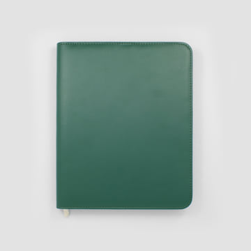 Essentials A5 Diary Covers-Ivy Green