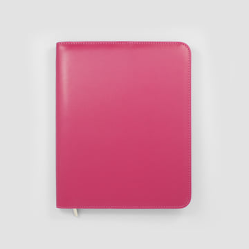 Essentials A5 Diary Covers-Lipstick Pink
