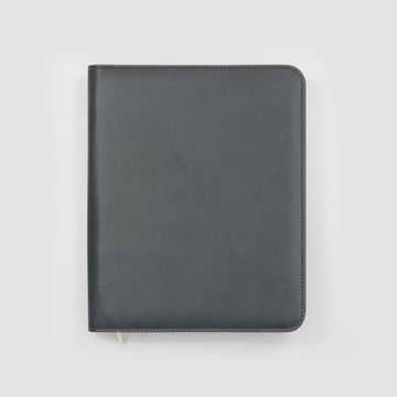 2020 Family Life Book diary in Faux Leather Cover-Pebble