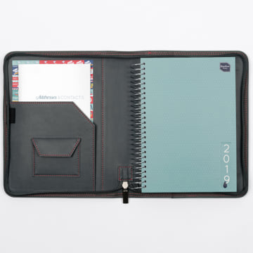 2019 Life Book in Faux Leather Cover - Pebble