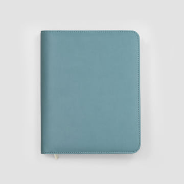 2020 Life Book in Faux Leather Cover-Marlin Blue