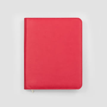 2020 Life Book in Faux Leather Cover-Strawberry Rose