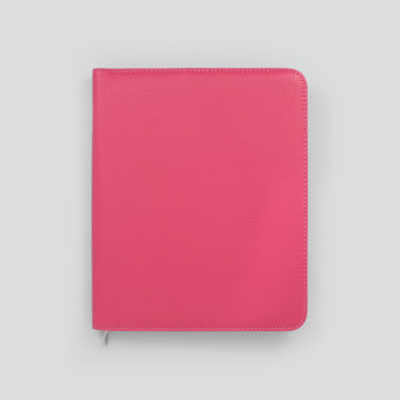 Luxury A5 Diary Covers-Raspberry