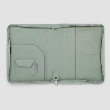 Luxury A5 Diary Covers-Sage Green