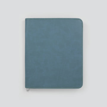 Luxury A5 Diary Covers-Storm Blue