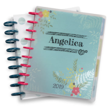 Personalised Busy Days Planners 2018 and 2019
