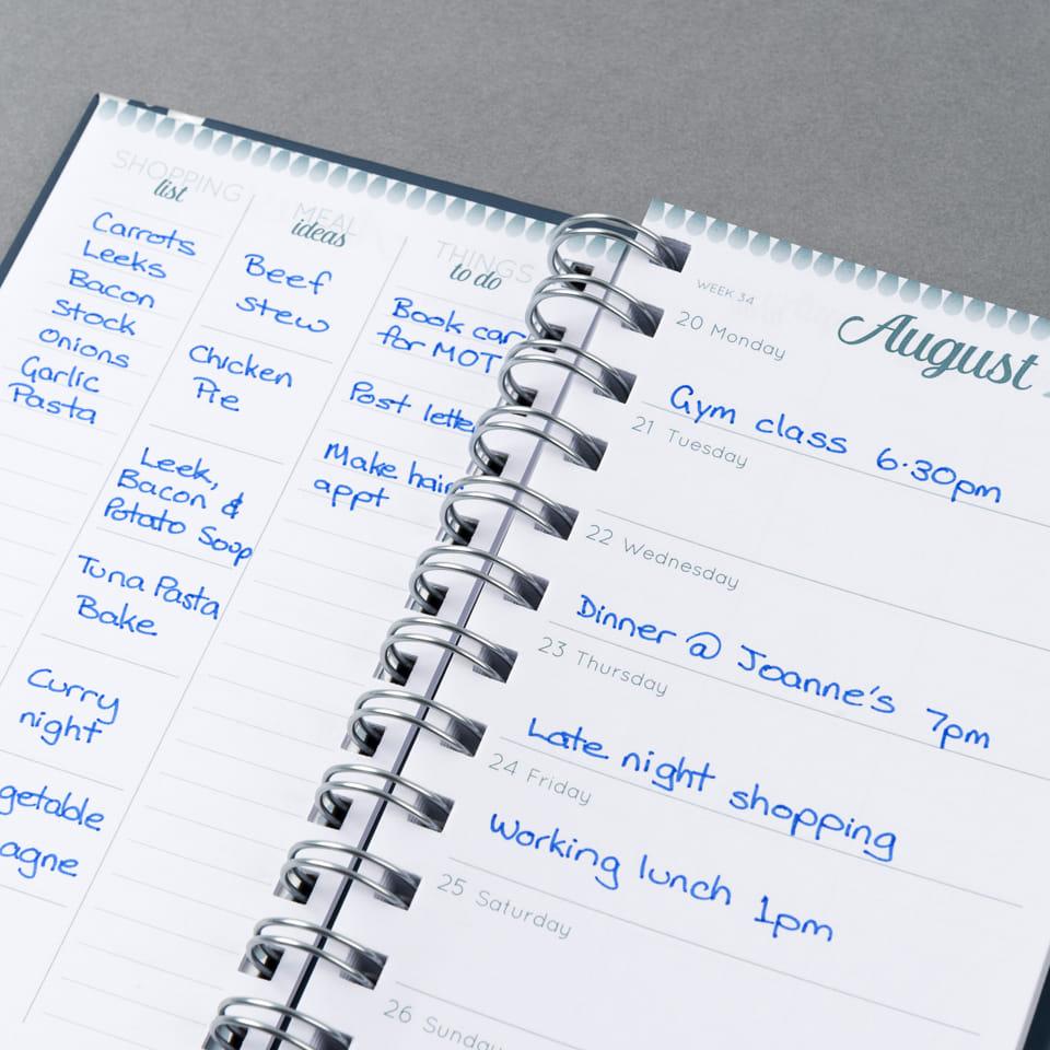 2019 pocket life book diary