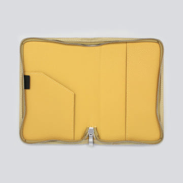 Pocket Life Book Covers-Mustard Yellow