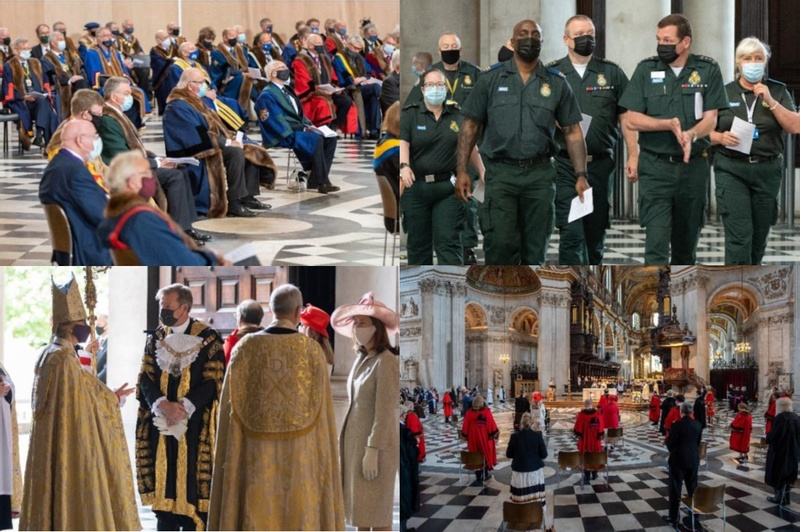 Lord Mayor's Service of Reflection and Hope 2021