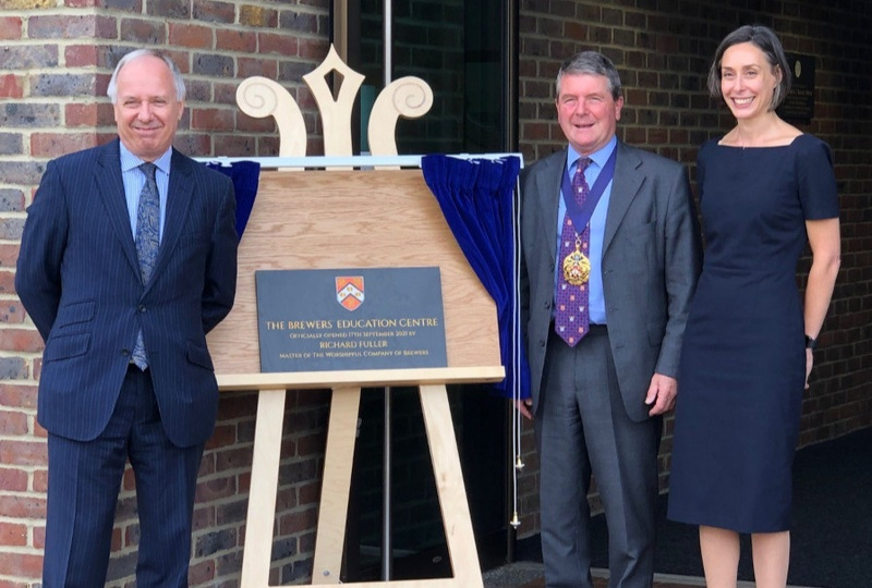 Opening of Brewers' Education Centre