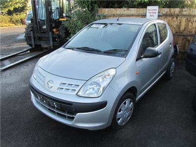Nissan Pixo 2009 On 5 Door Hatchback