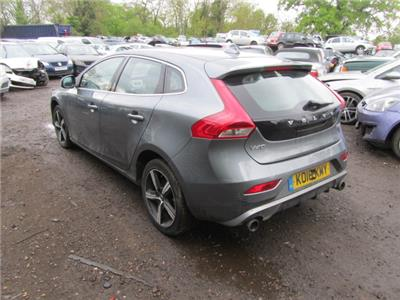 Volvo V40 2016 On 5 Door Hatchback