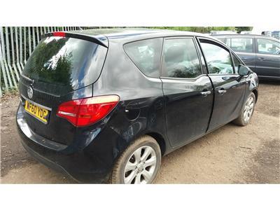 Vauxhall Meriva 2010 To 2014 5 Door Hatchback
