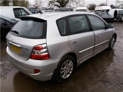 Honda Civic 2004 To 2005 5 Door Hatchback