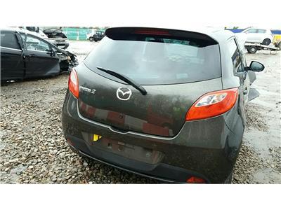 Mazda 2 2008 To 2015 5 Door Hatchback