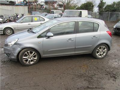 Vauxhall Corsa 2007 To 2011 5 Door Hatchback