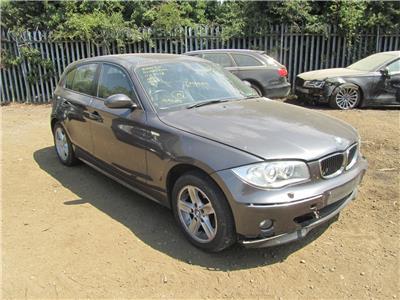 BMW 1 Series 2004 To 2007 5 Door Hatchback