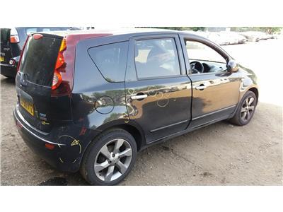 Nissan Note 2009 To 2013 5 Door Hatchback
