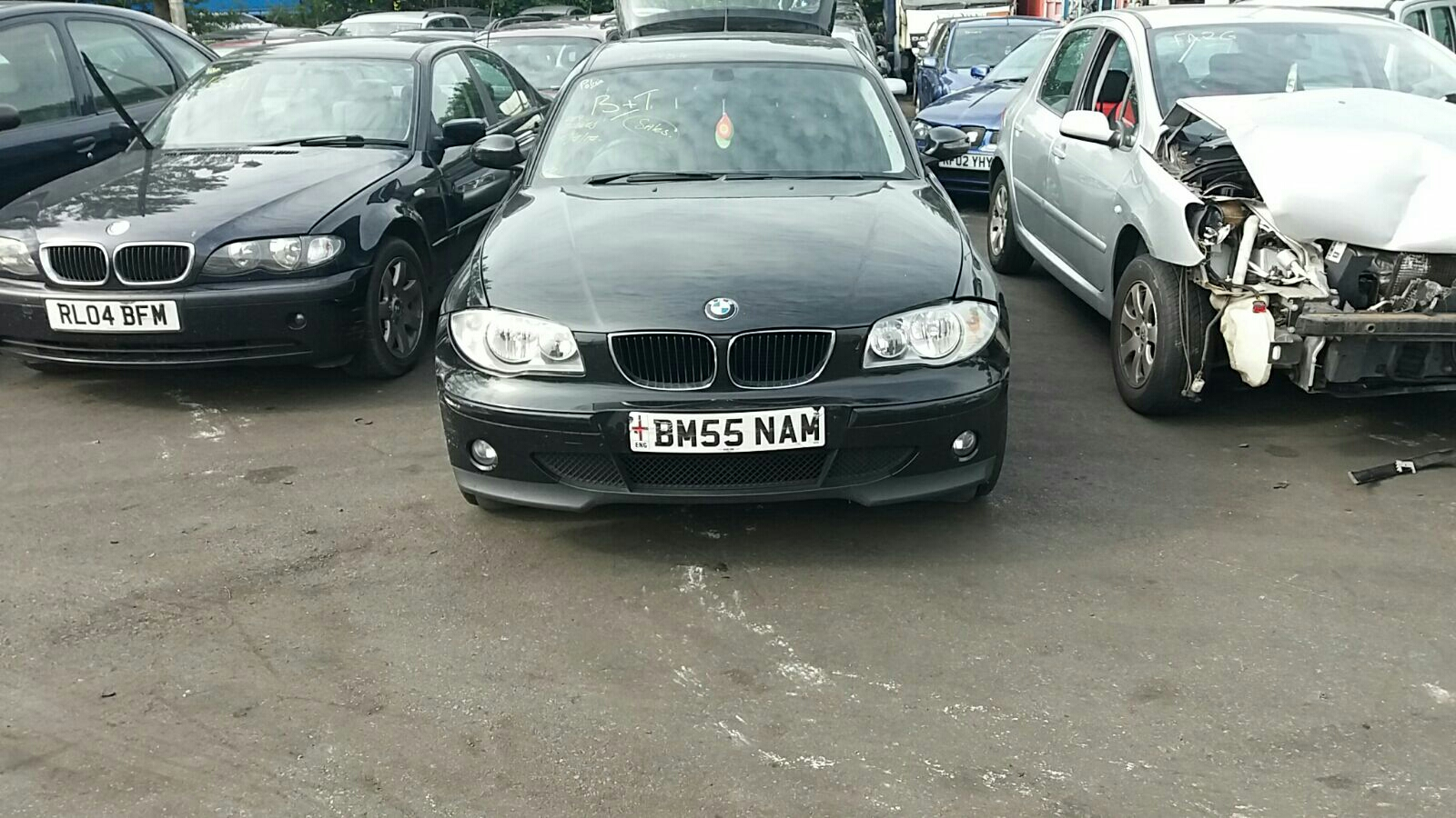 BMW 1 Series 2004 To 2007 5 Door Hatchback