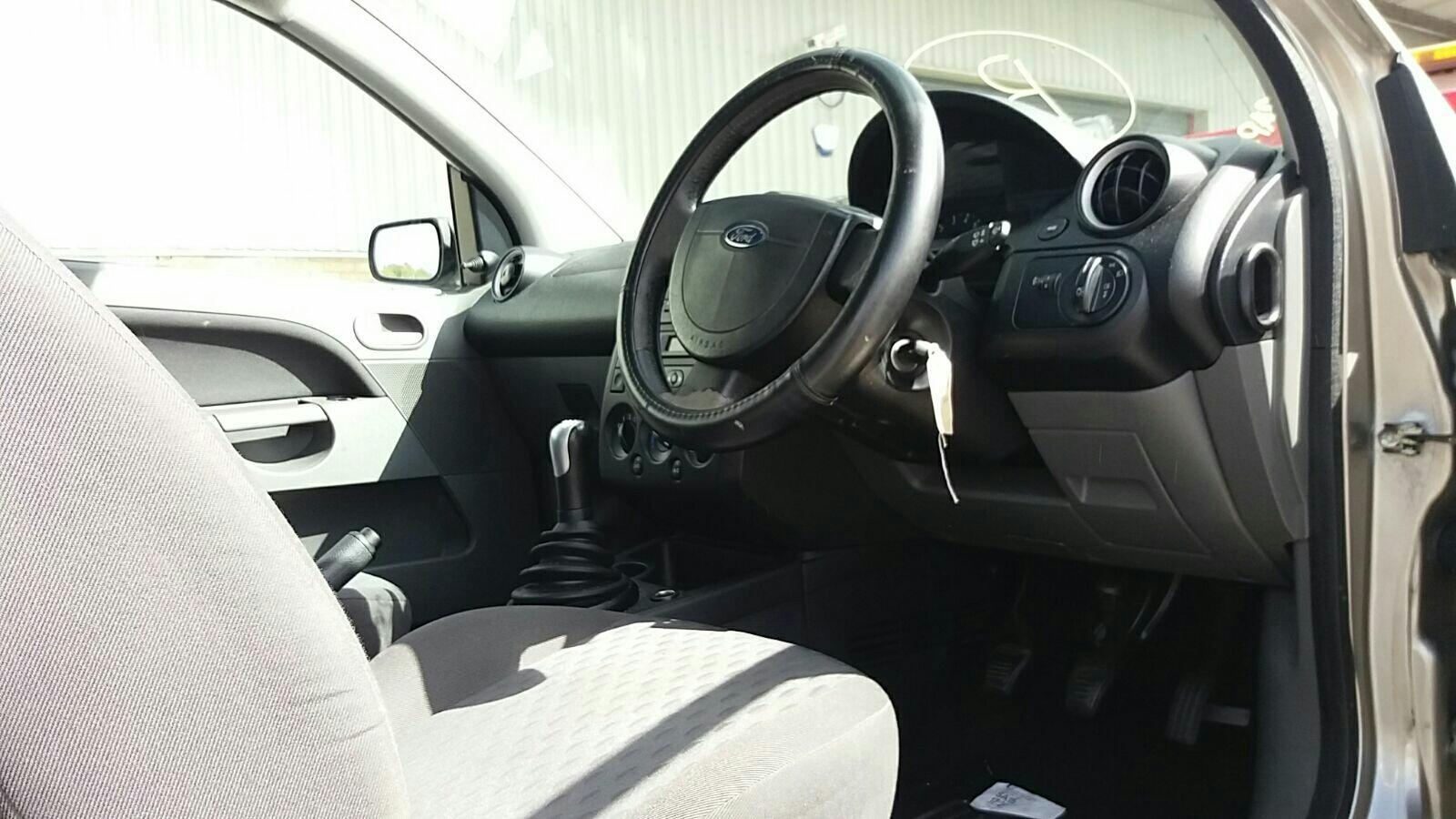 Ford Fiesta 2002 To 2008 3 Door Hatchback