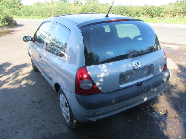 Renault Clio 2001 To 2007 3 Door Hatchback