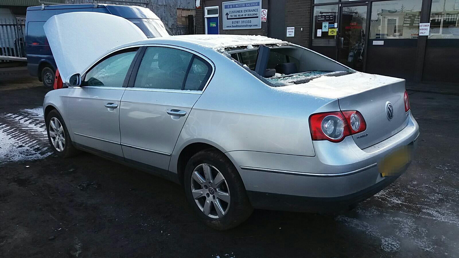 Volkswagen Passat 2005 To 2010 4 Door Saloon