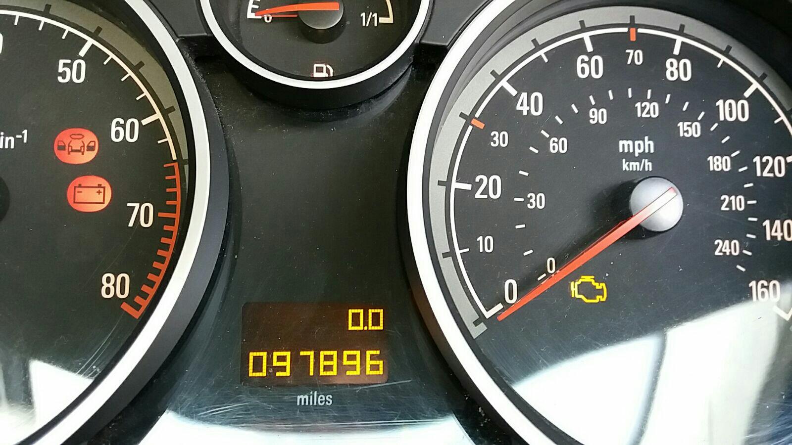 Vauxhall Astra 2006 To 2011 5 Door Hatchback