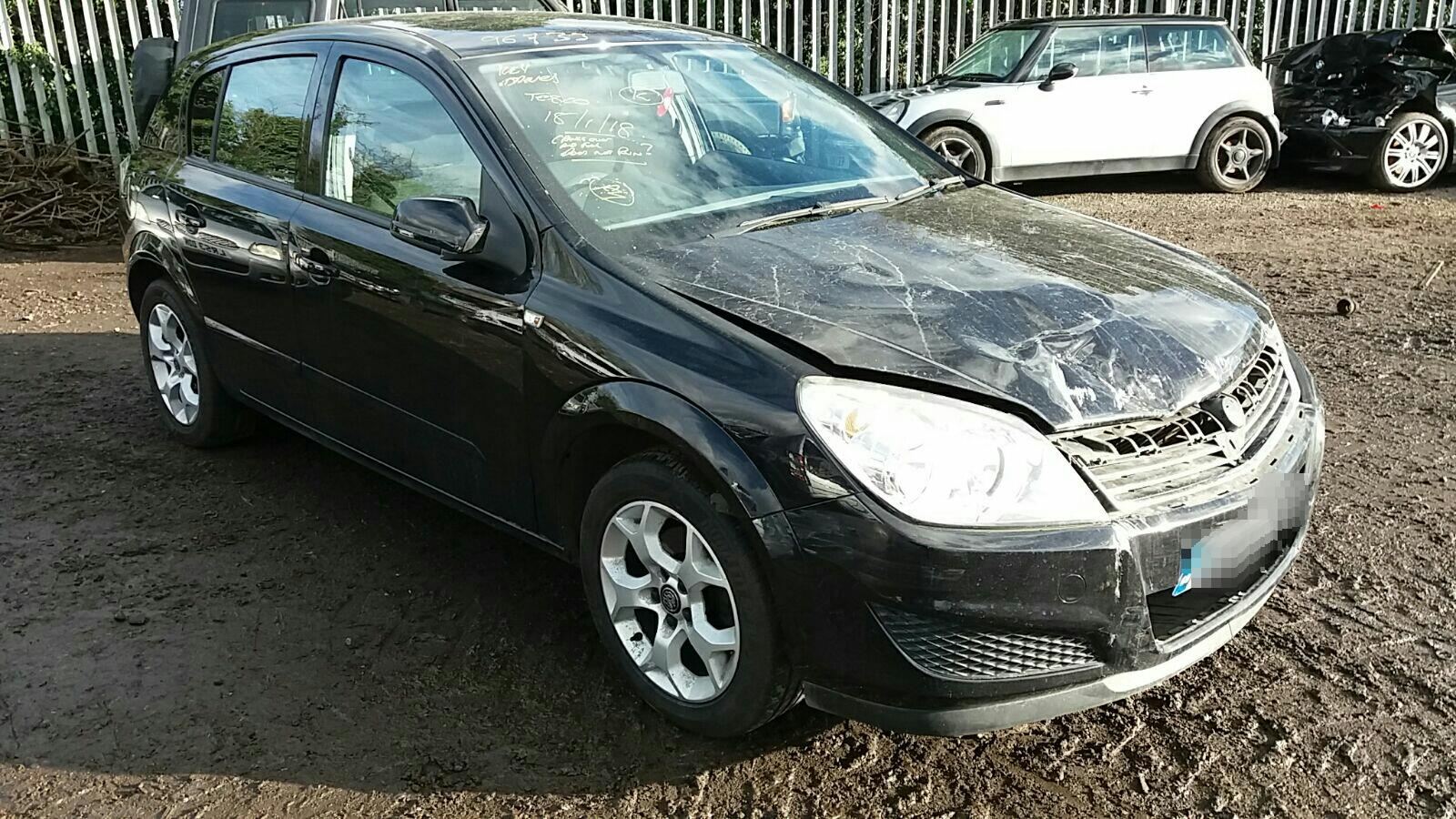 Vauxhall Astra 2005 To 2011 5 Door Hatchback