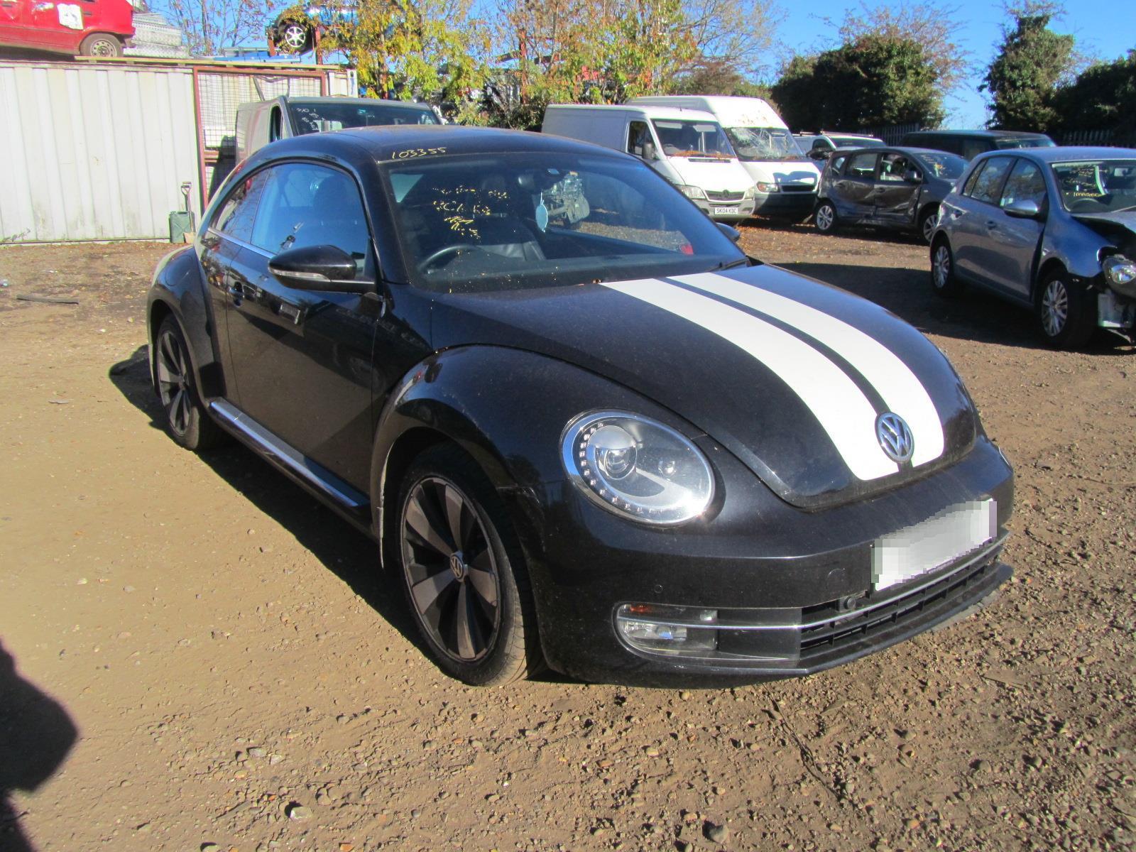 Volkswagen Beetle 2012 To 2016 3 Door Hatchback